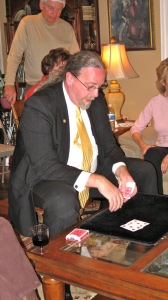 Close-Up Magician Rich Cowley