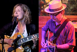 DIANE HUBKA TO RETURN TO HOUSE CONCERT, WITH PAT KELLEY—APRIL 26